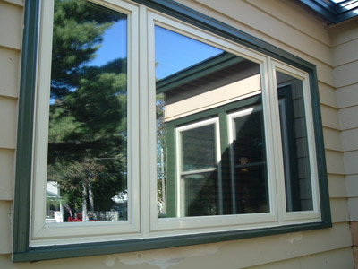 How to measure for windows when siding sheathing will for R rating for windows